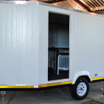 Mobile Occupational Health Exterior