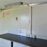 Mobile Occupational Health Interior